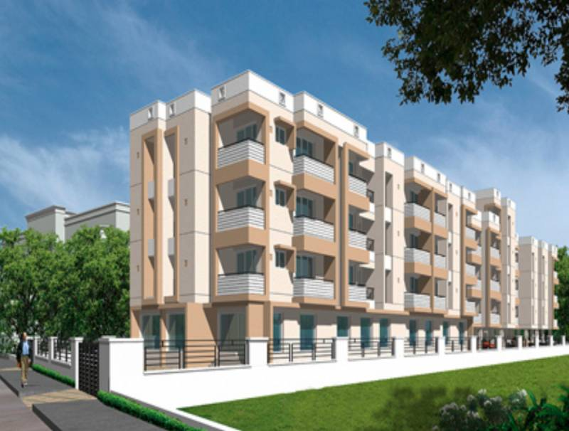 rajmeena-builders aishwarya Elevation