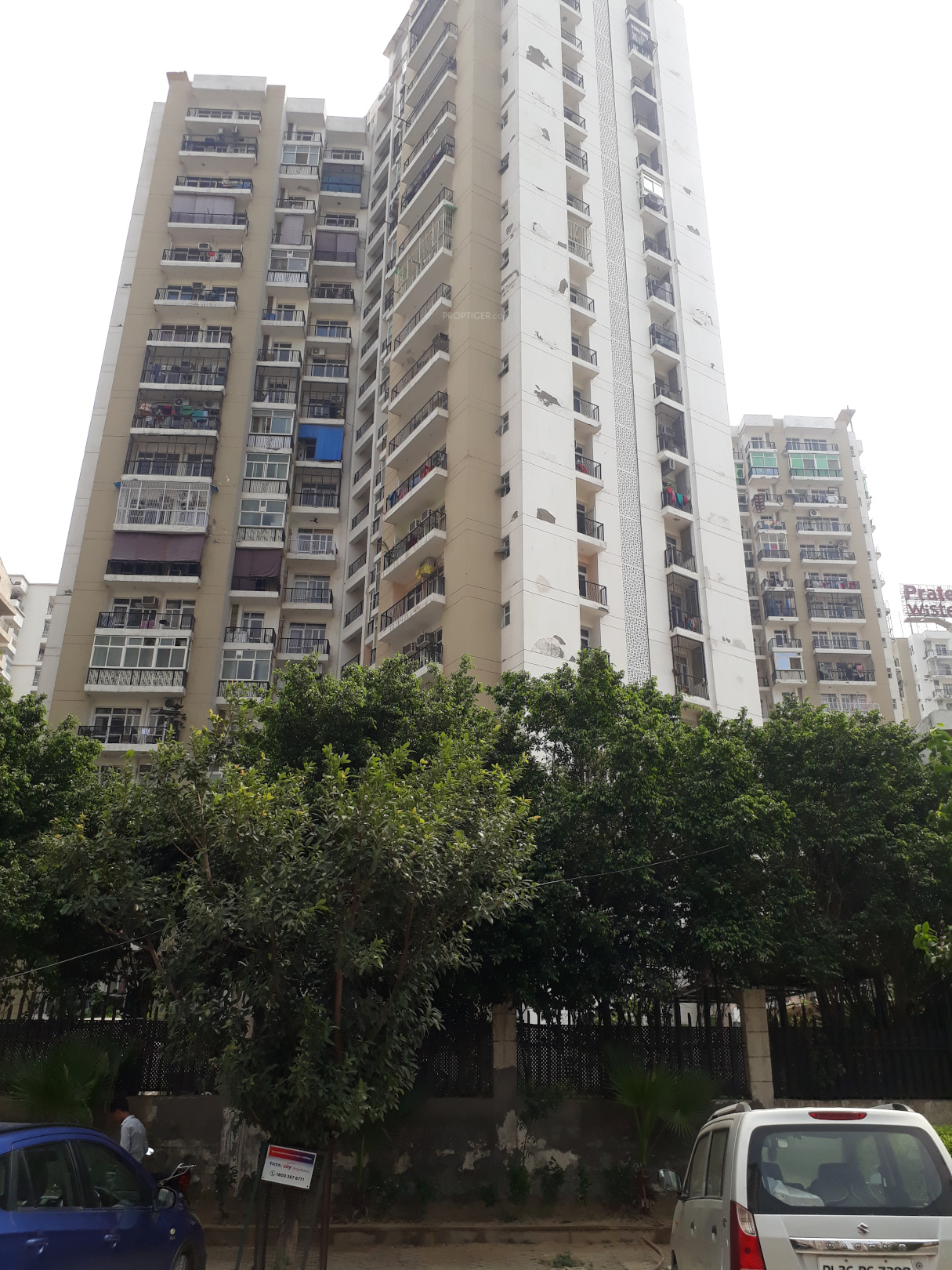 Prateek Wisteria In Sector 77 Noida Price Location Map