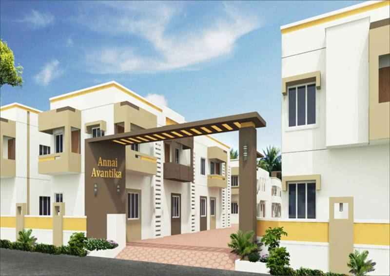 Images for Elevation of Annai Avantika
