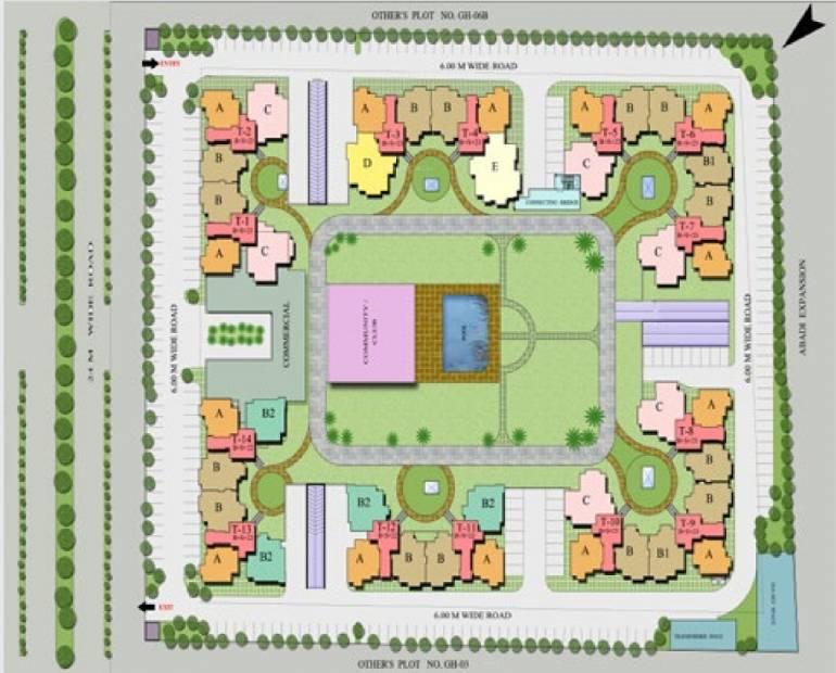 Images for Layout Plan of Primrose Ryne