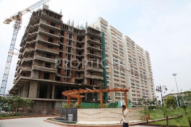 Images for Construction Status of Gaursons Gaur Global Village