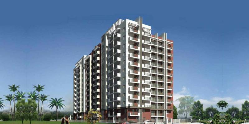 Images for Elevation of Raheja Quiescent Heights