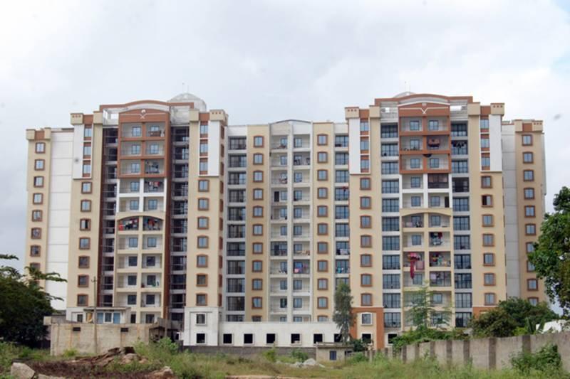 Images for Elevation of Aratt Divya Jyothi Lake View County