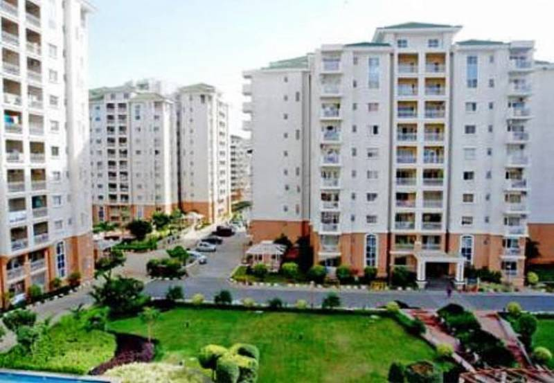 Images for Elevation of Eldeco ITBP Himveer Golf View Apartments