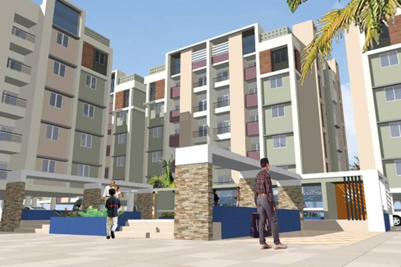 vandemataram-city Images for Elevation of Vyapti Vandemataram City