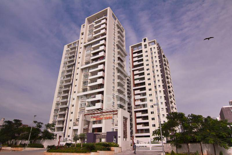 Images for Elevation of Meenakshi Group Trident Towers