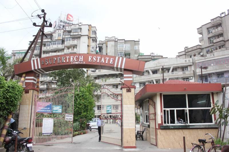 Images for Elevation of Supertech Estate