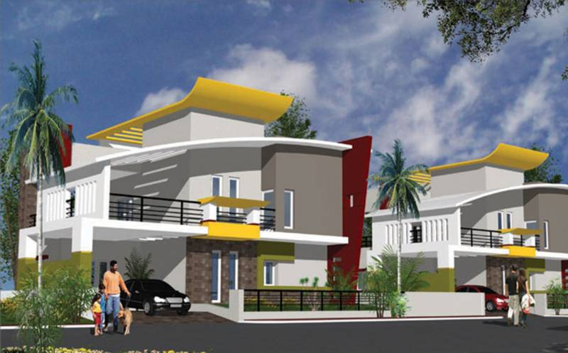 Images for Elevation of Samskruthi Springdale