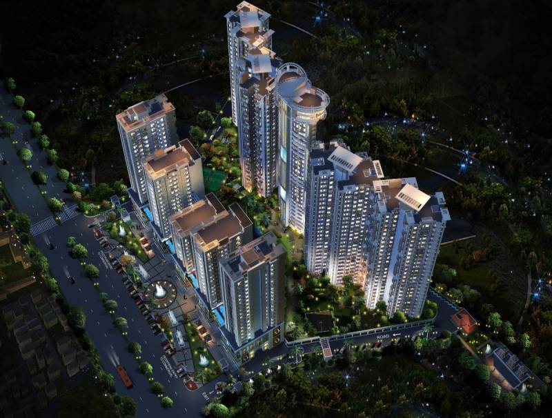 Images for Elevation of Rishabh Studio9 Tower