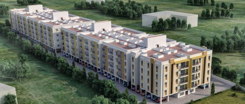 Images for Elevation of Rajparis Ram Nivas