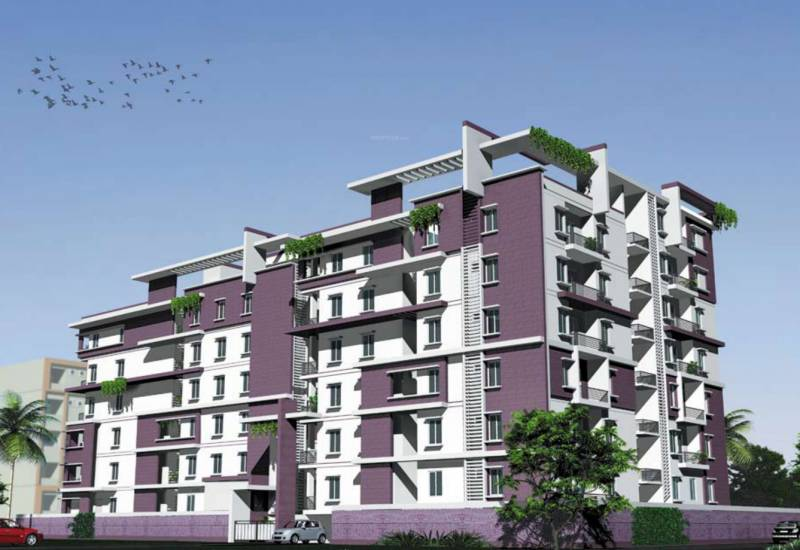 Images for Elevation of Dwaraka Constructions Dwaraka Trendz
