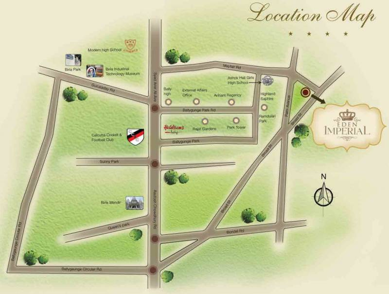 Images for Location Plan of Eden Imperial