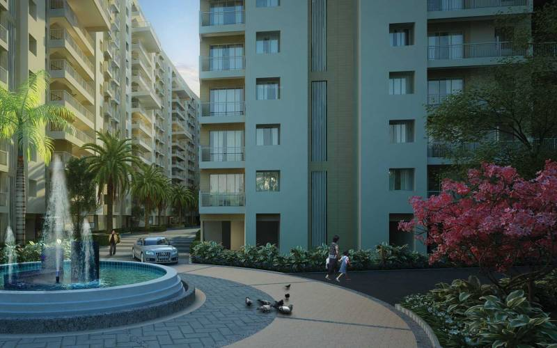 city Images for Elevation of Emami City