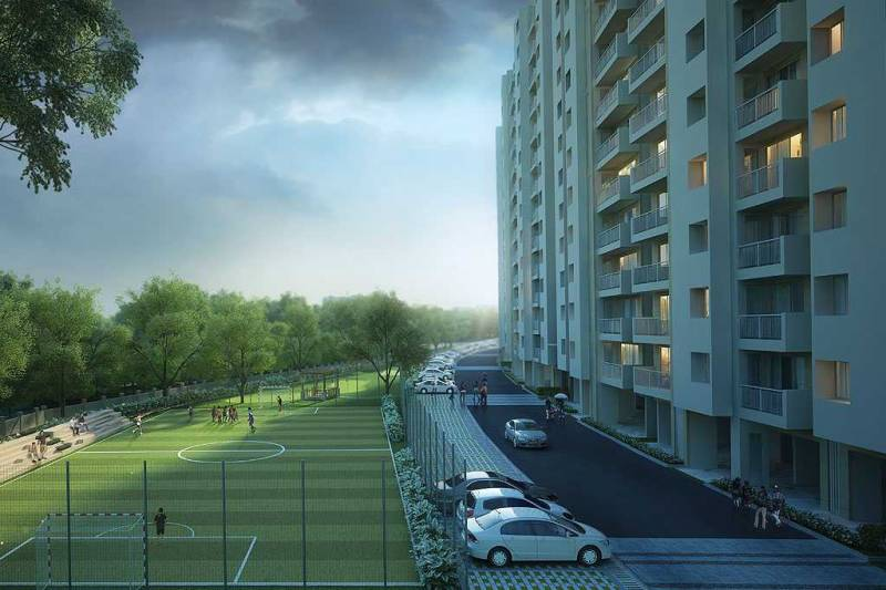 city Images for Amenities of Emami City