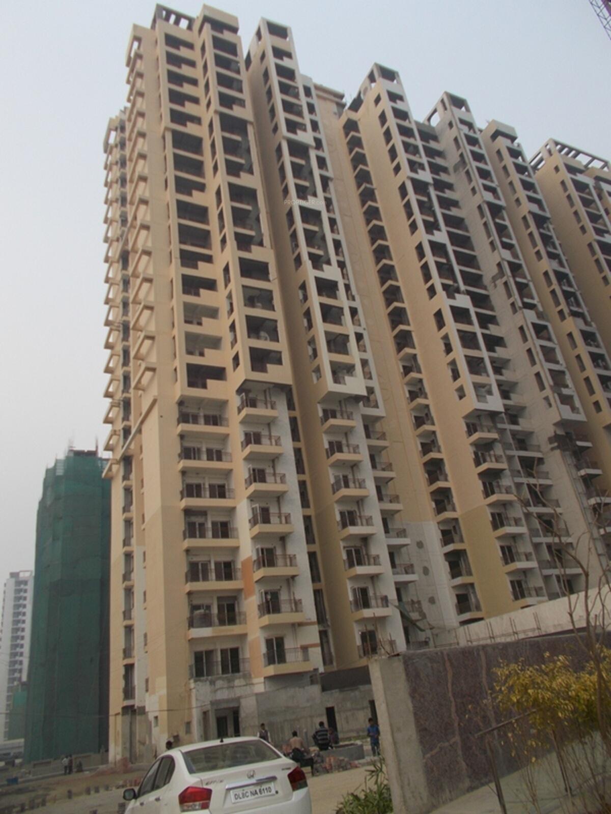 Ajnara LeGarden in Sector 16 Noida Extension, Greater Noida - Price ...