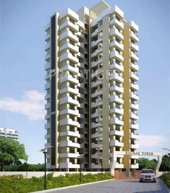 Images for Elevation of Raunak Heights