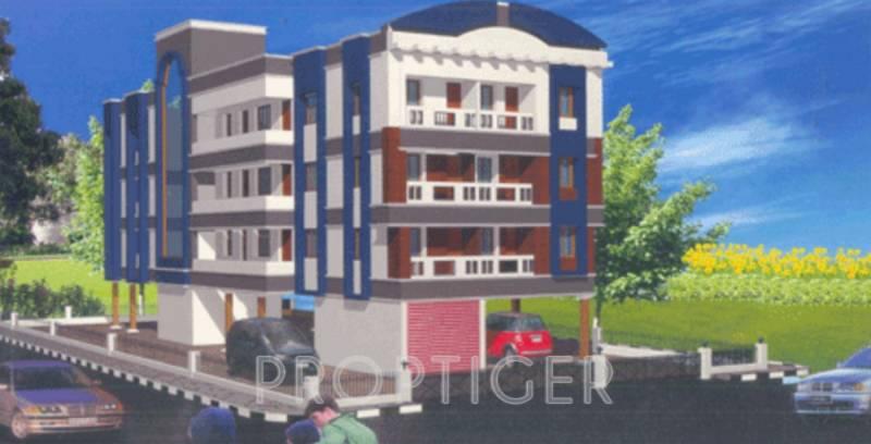 Images for Elevation of ARRR Ponniamman Koil Street