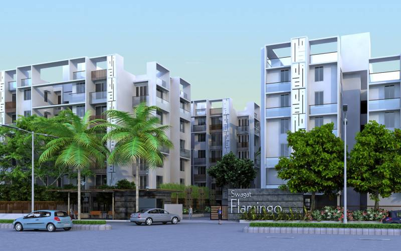 Images for Elevation of Swagat Flamingo