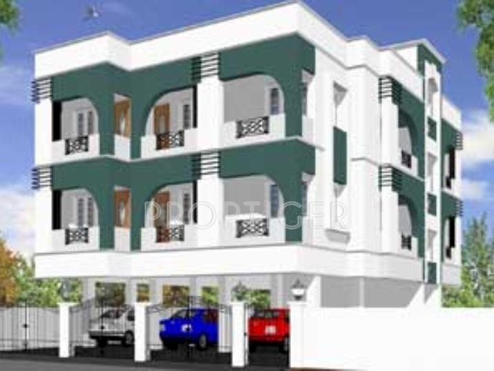 Images for Elevation of ARRR Ekambara Dafedar Street