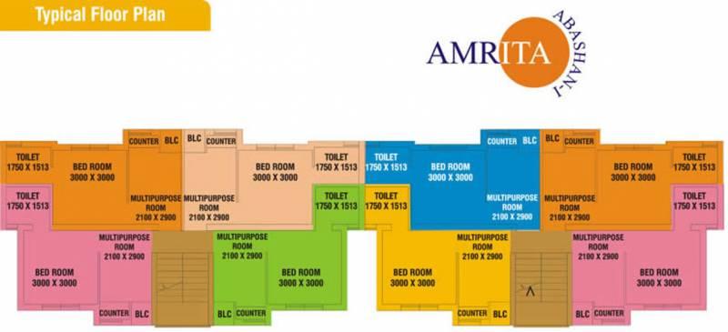 Images for Cluster Plan of BGA Amrita Abashan