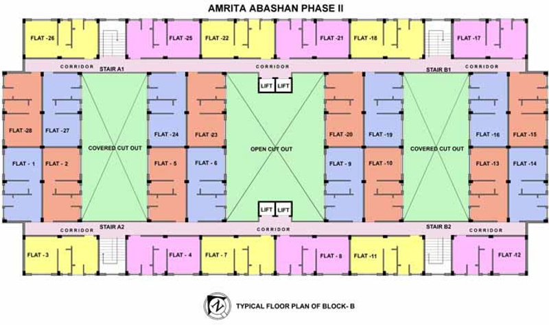 Images for Cluster Plan of BGA Amrita Abashan