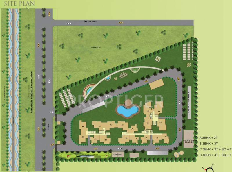 Images for Site Plan of Real World Residency