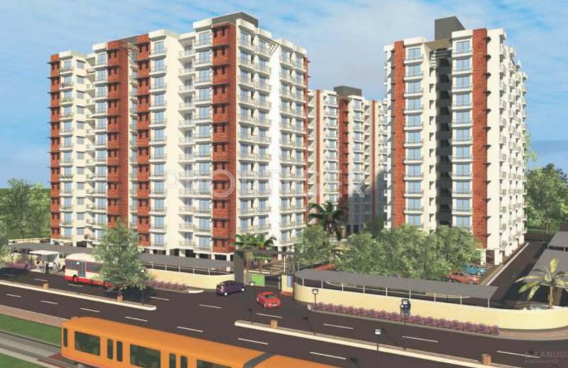 poddar-developers-ltd palm-greens Elevation