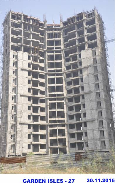 Images for Construction Status of Jaypee Garden Isles