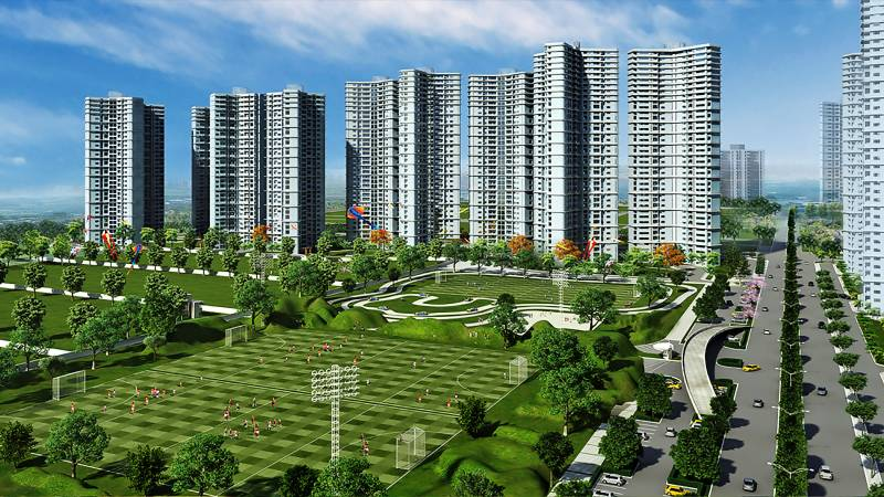 Images for Elevation of Jaypee Garden Isles