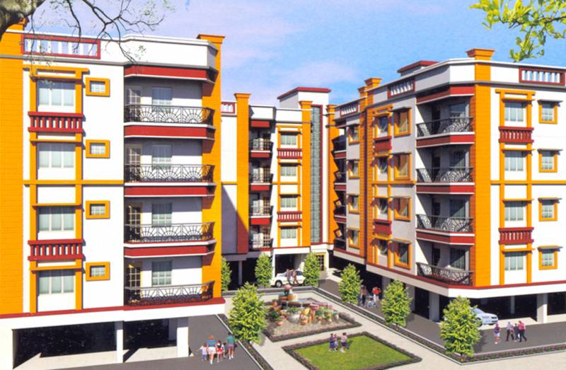 Images for Elevation of GM Group Meena Residency