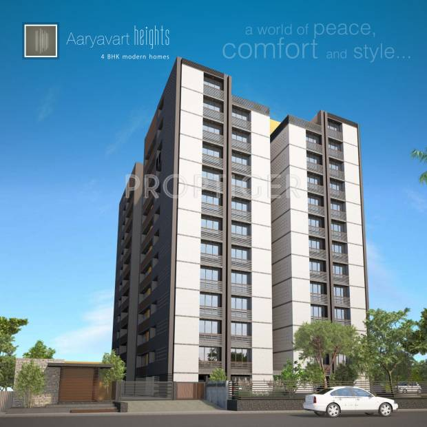 Images for Elevation of Aaryavart Heights