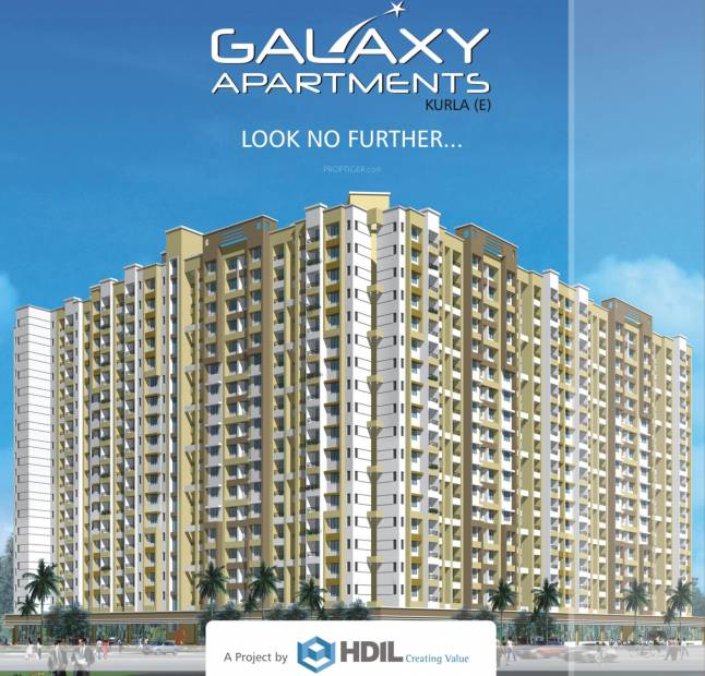 Images for Elevation of HDIL Galaxy Apartments