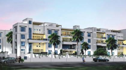 Images for Elevation of Ajmera Arista