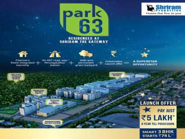 Images for Elevation of Shriram Park 63