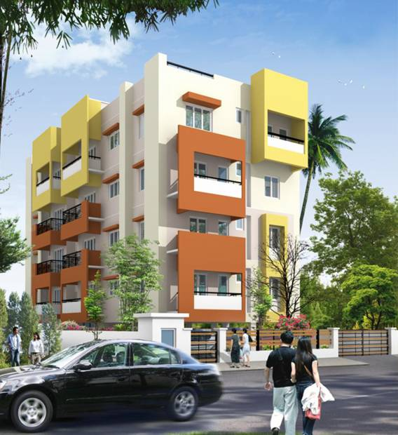 Images for Elevation of Navin Rajamani