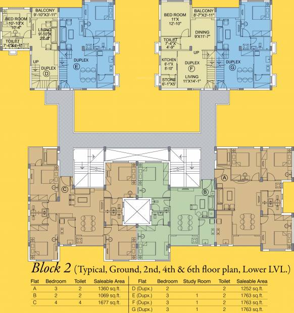 Images for Cluster Plan of Sugam Sudhir
