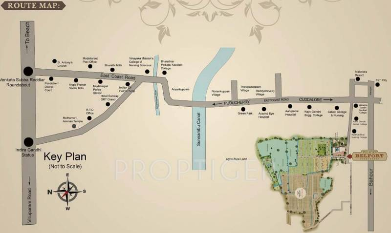 Images for Location Plan of Pelican Group Belfort