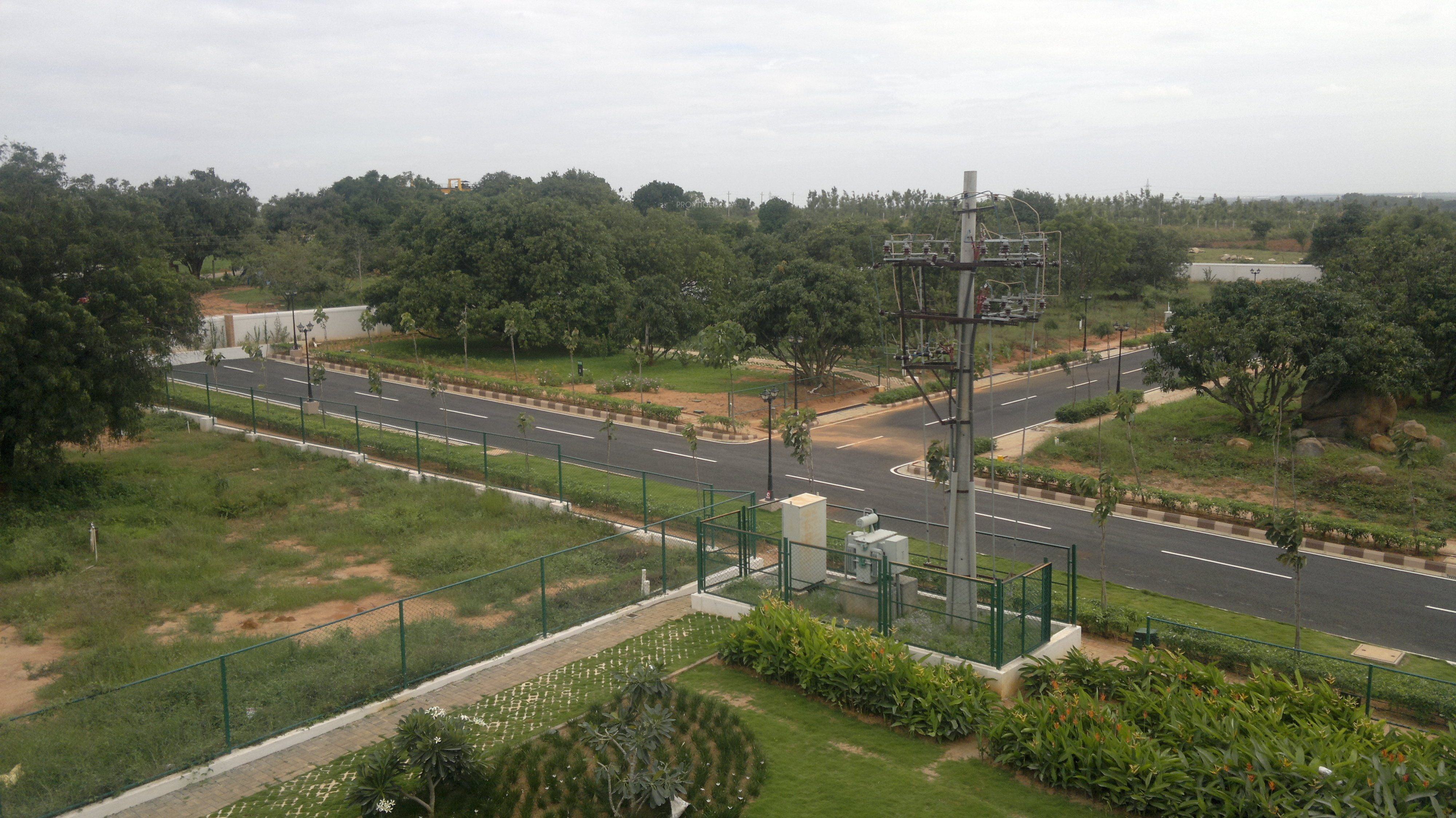 1984 Sq Ft Plot For Sale In Chartered Windsong Devanahalli