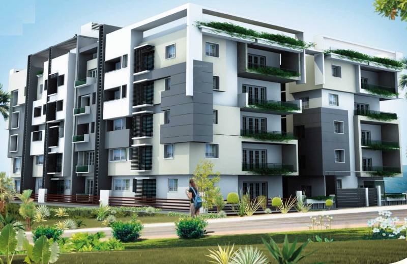 Images for Elevation of Pavani Palazzo