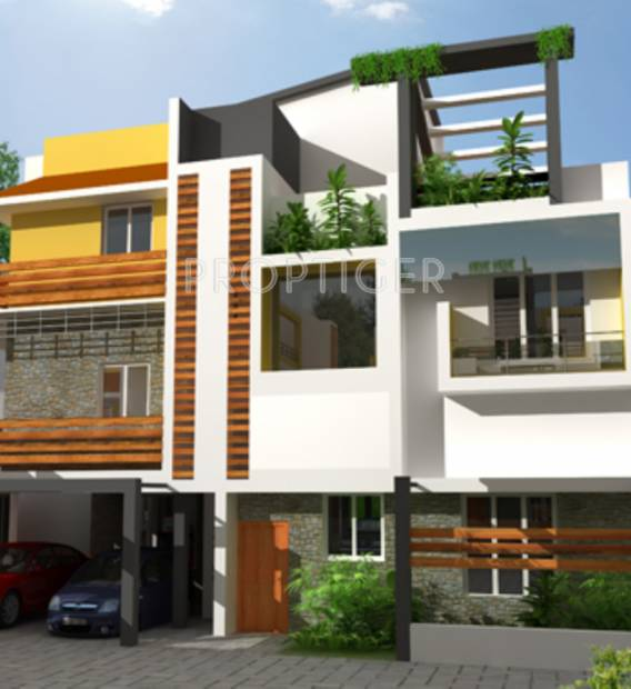 Images for Elevation of Sreenivas Le Paradise