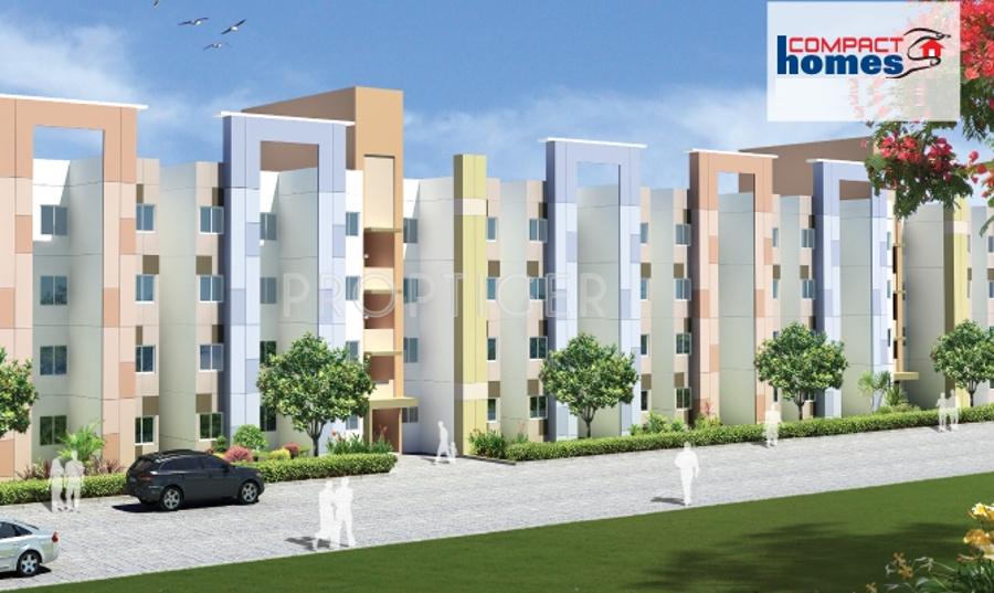 Site plan image of arun excello compact homes vasanthaa oragadam chennai - Compact homes chennai ...
