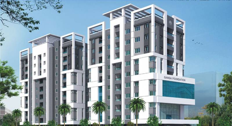 Images for Elevation of Ganga Chennai Ishana Apartments