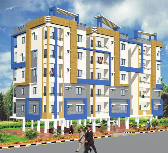 Images for Elevation of Lahari Park View