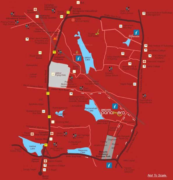 Images for Location Plan of Unishire Panamera