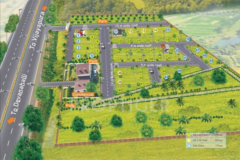 Images for Layout Plan of Zaffars Hyde Park