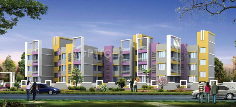 Images for Elevation of Space India Builders and Developers Om Sai Enclave