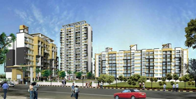 Images for Elevation of Ashapura Crown City