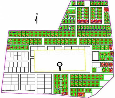Images for Master Plan of Bengal Abasan Urban Sabujayan