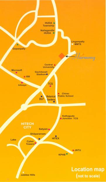 Images for Location Plan of Legend Harmony
