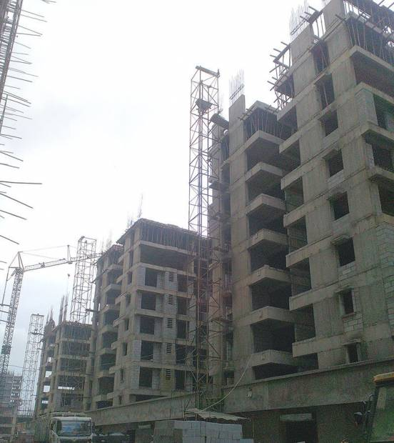 Images for Construction Status of HDIL Premier Exotica